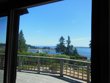 Fantastic Seattle Skyline – Puget Sound – Cascade Mountain Views