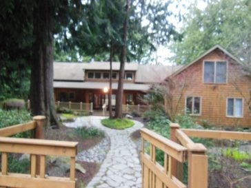 Wonderful Custom Home On 1.95 Acres With Filtered Views Of Port Madison Bay