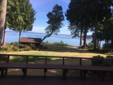 Charming Bainbridge Waterfront Home – 9 Month Lease
