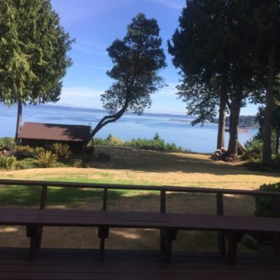 Charming Bainbridge Waterfront Home – 9 Month Lease