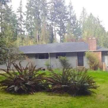 Bucklin Hill Home on Large Lot – Bainbridge Island