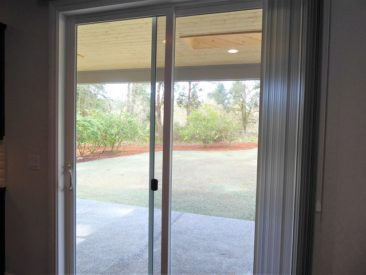 Doors to Covered Patio