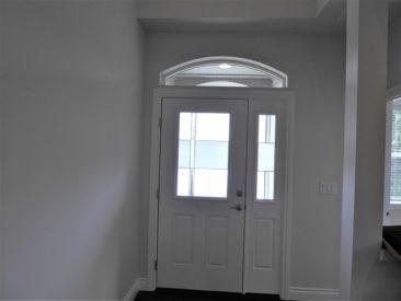 Light Filled Entry